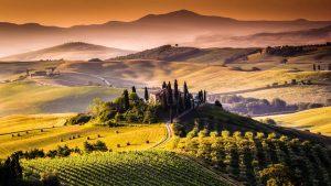 Toscana bei paesaggi